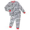 Scary Stories Collage Pajama Set