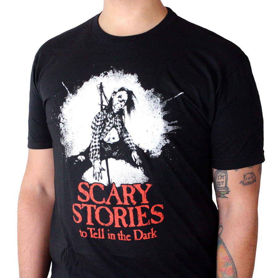 Scary Stories Harold Tee