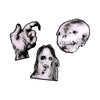 Scary Stories 3-Pin Set