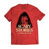Scary Stories Spider Face Tee
