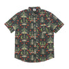 Spooky Tiki Button-Up Shirt