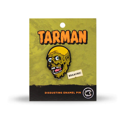 Tarman™ Enamel Pin - Raw Sewage