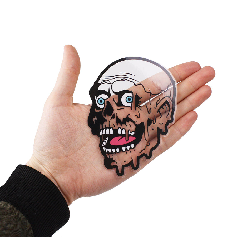 Tarman™ Transparent Sticker
