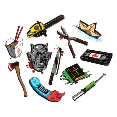 Tools of the Trade Sticker Pack