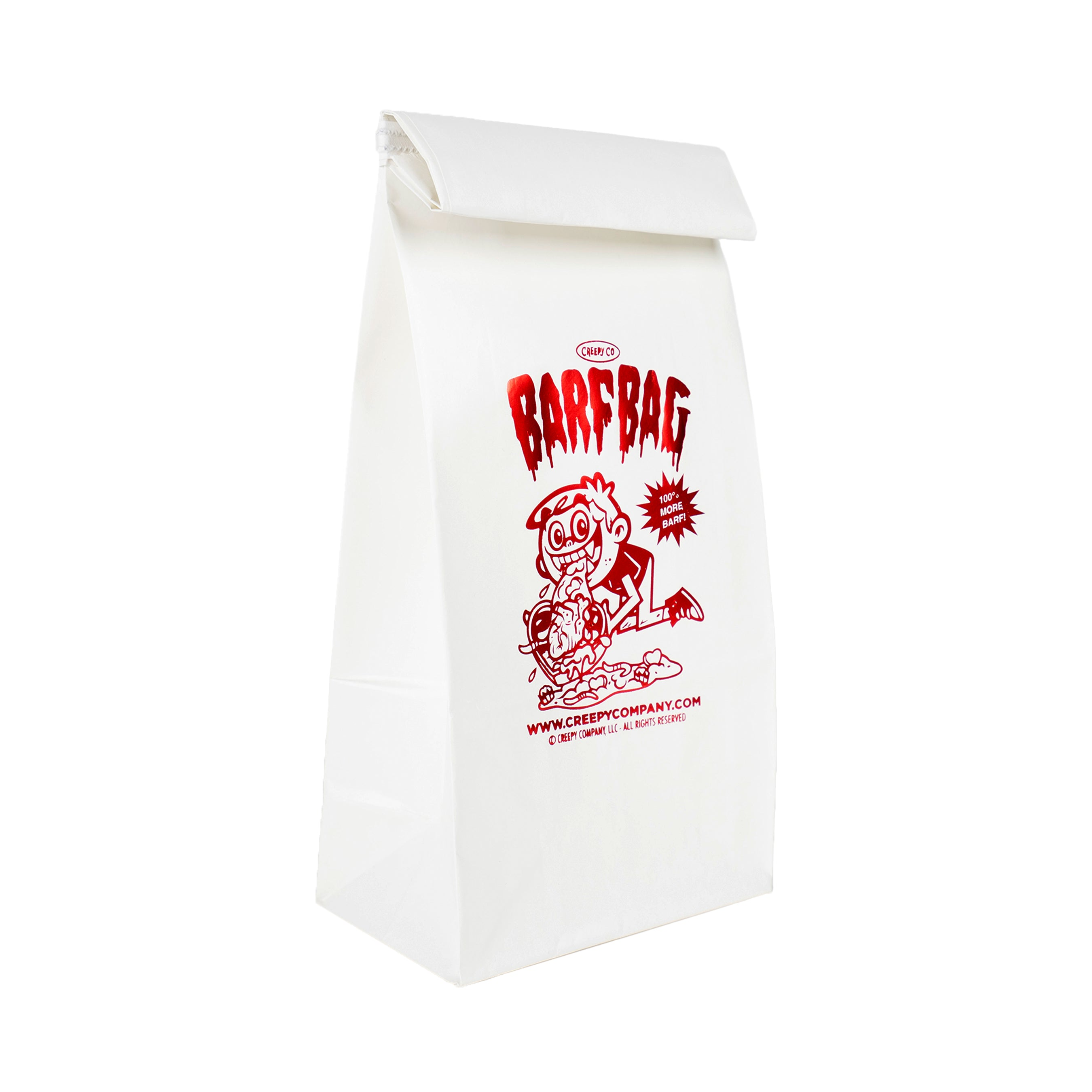 2021 Valentine's Day Barf Bag