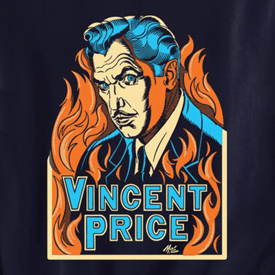 Vincent Price Macabre Shirt
