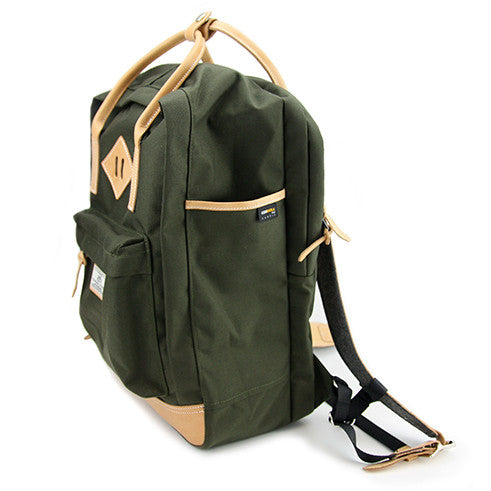Green Lollipop Backpack