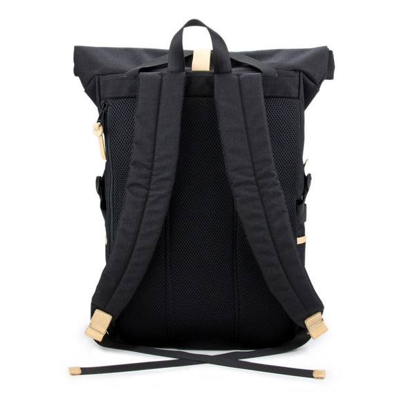 Black X Backpack