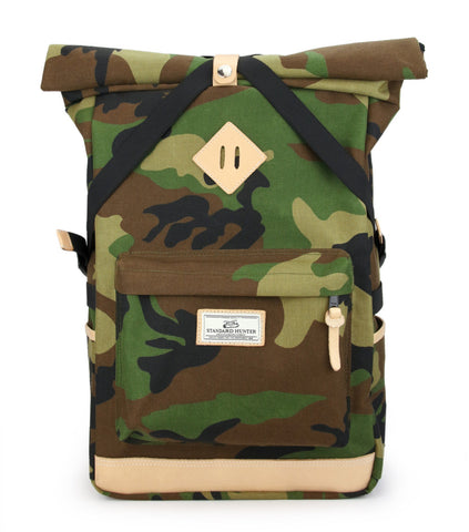 Camo X Backpack