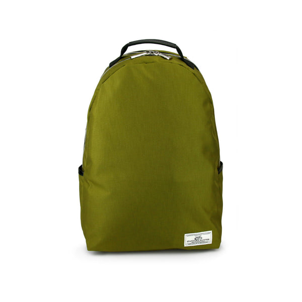 Round Backpack - Green