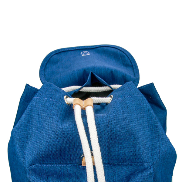 Milky Backpack - Navy