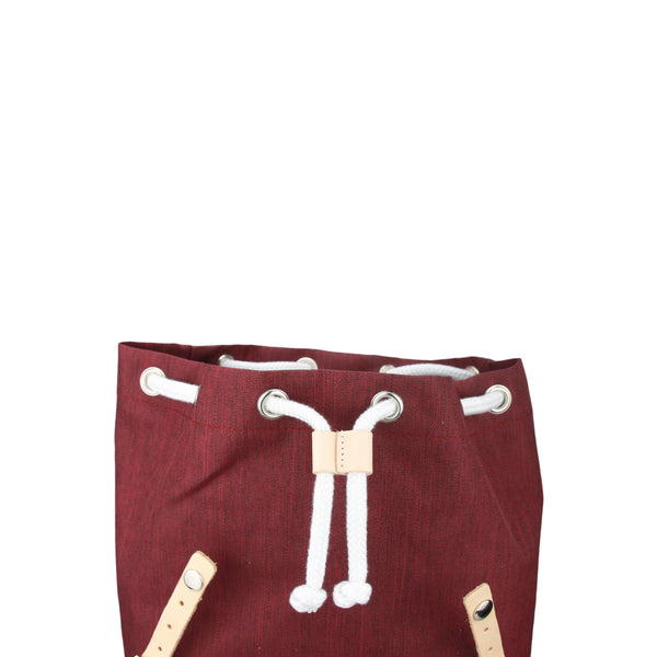 Sunny Girl Backpack - Burgundy