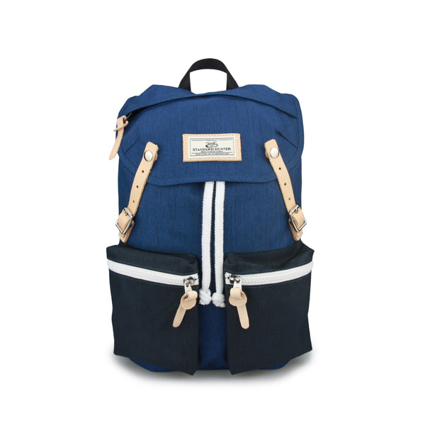 Sunny Girl Backpack - Navy Black