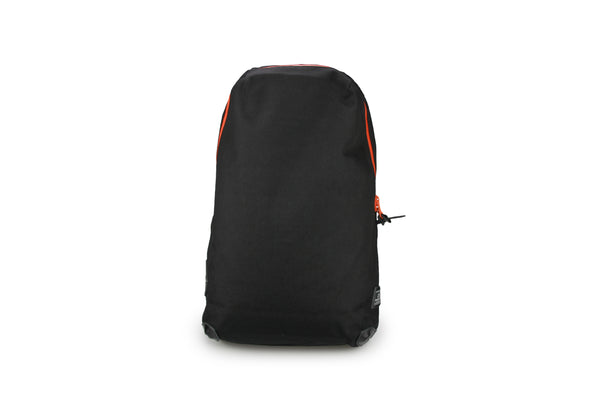 Minimal Backpack -  Orange Zip