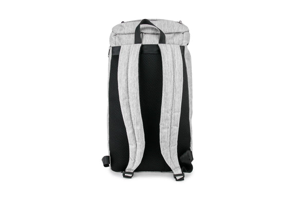 Cylinder Backpack - Grey