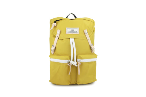 Sunny Girl Backpack - Mustard