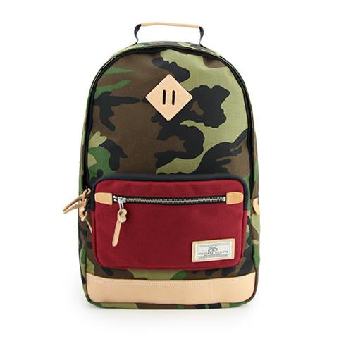 AP Dayback Camo + Color Pocket
