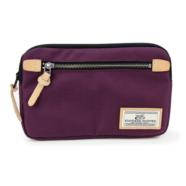 Purple Front Pocket