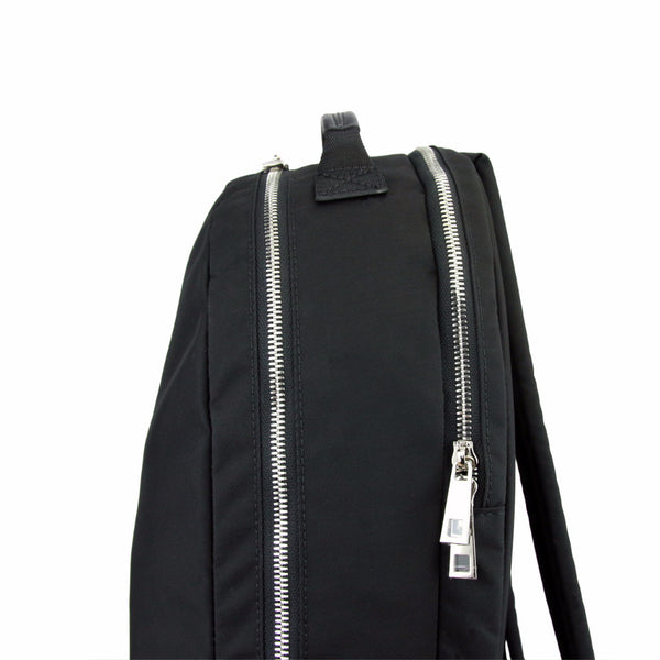Round Backpack - Black