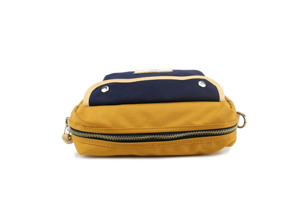 Roadtrip Bag - Orange(Navy)