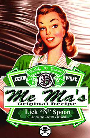 Me Ma's Original Recipe - Lickin' Spoon 30ml