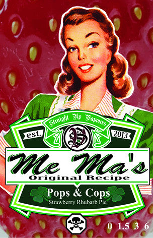 Copy of Me Ma's Original Recipe - Pop N' Cops 60ml
