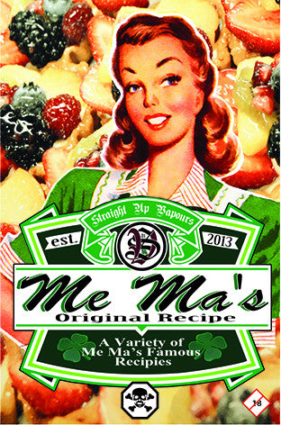 Me Ma's Original Recipe - A Variety of Me Ma's Famous Recipies - 5 x 30ml