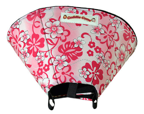 Cuddle Cone Pet Recovery Collar - Pink