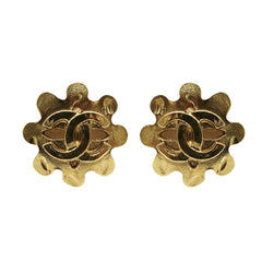 Chanel Flake Clips