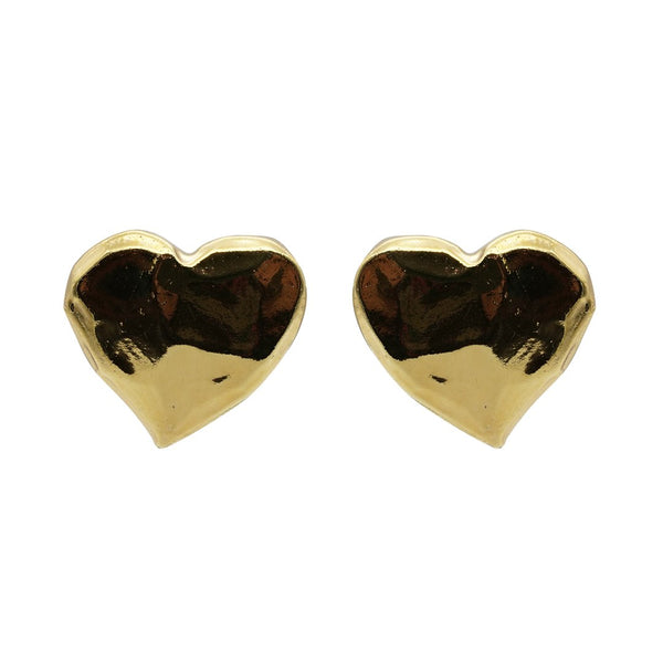 Lacroix Hammered Heart Clips