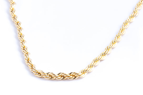 Sawwcy Rope Necklace