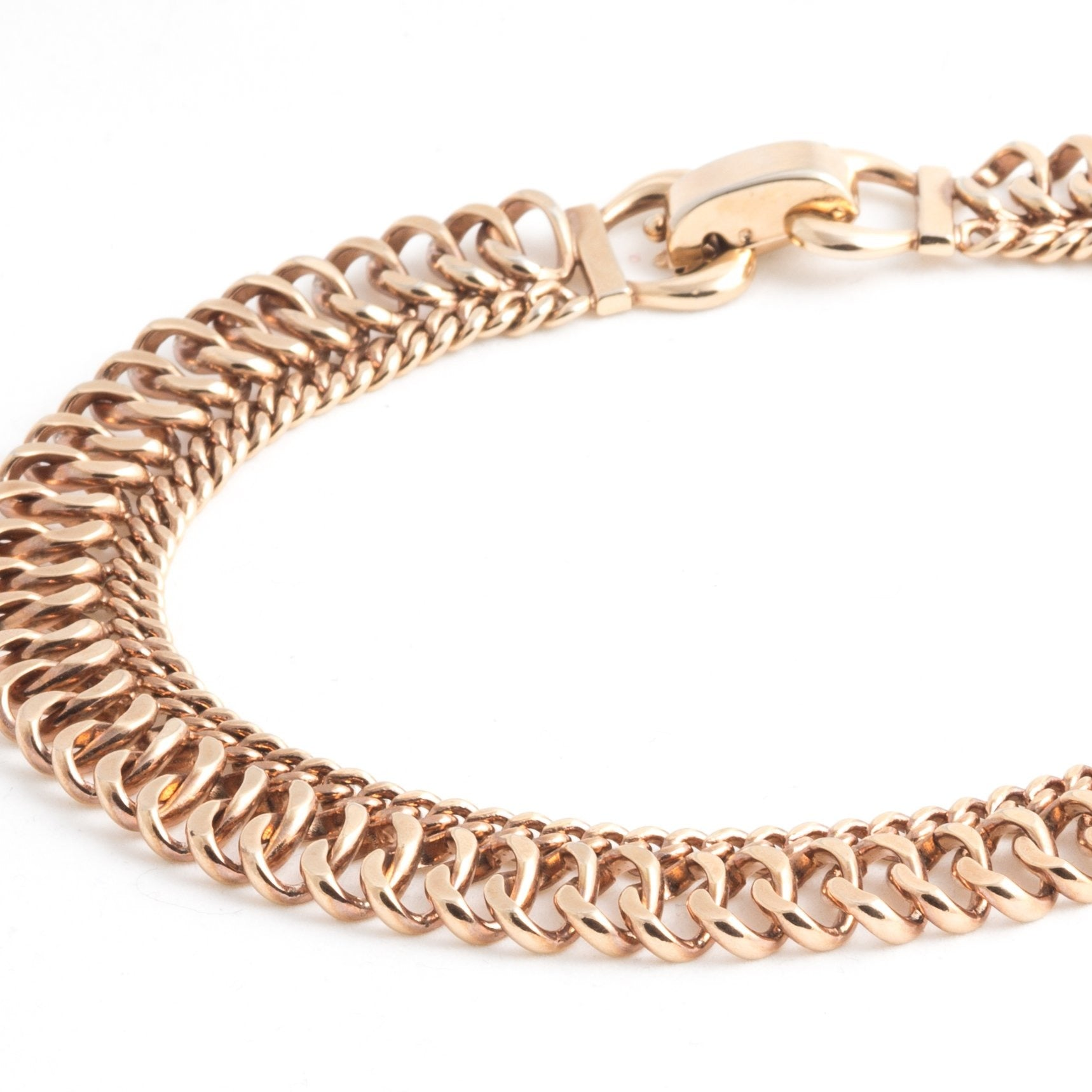 Rose Gold Collar Necklace