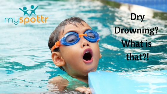 Parents, is 'dry drowning' something to worry about?