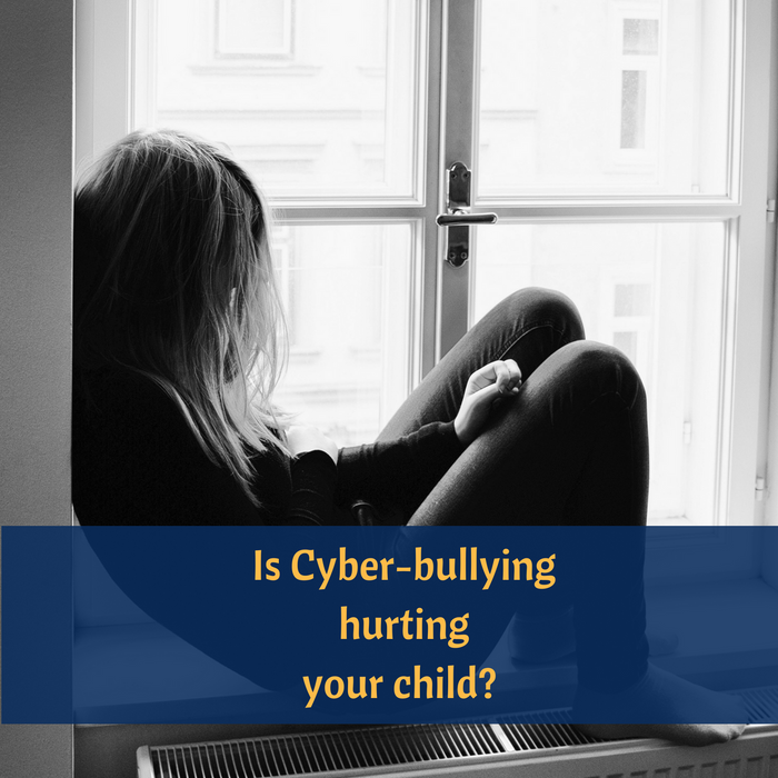 Is your child a victim of 'cyber-bullying'?