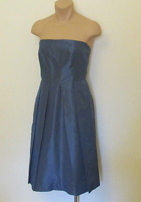 J. Crew blue dress Sz 2, excellent condition! Great for Spring/Summer