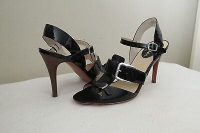 Cole Haan Collection black sandals Sz 9.5 B, excellent condition!