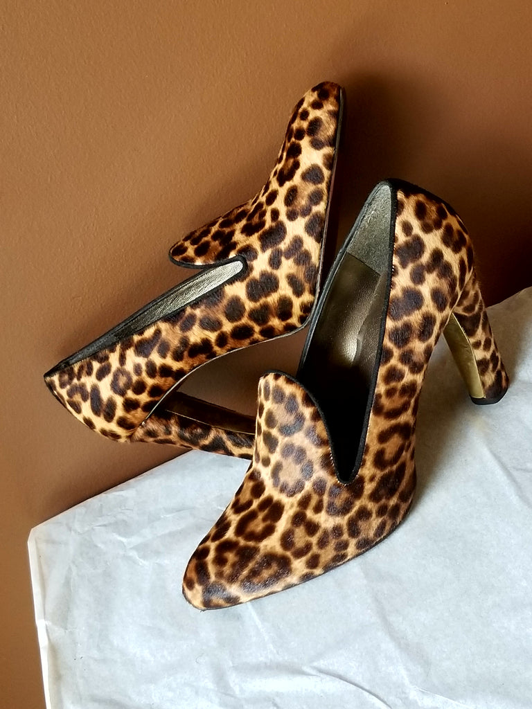 ccb471610ea8 Stuart Weitzman animal print patterns pumps , Sz 7.5 M – LZ ...