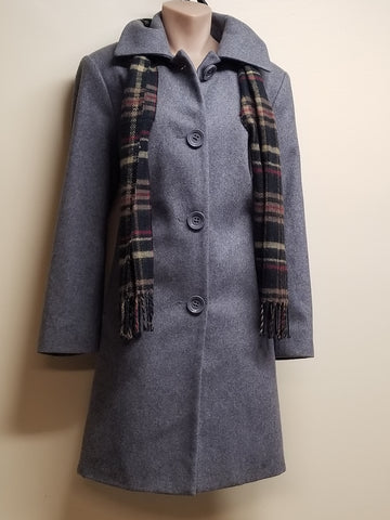 Nautica Gray Winter coat, size medium