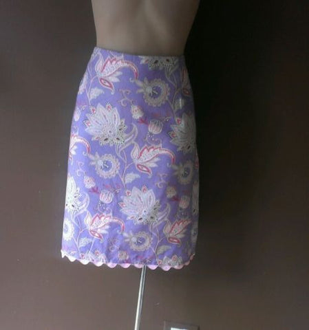 NEW Sixth Alice multi-color skirt Sz 14