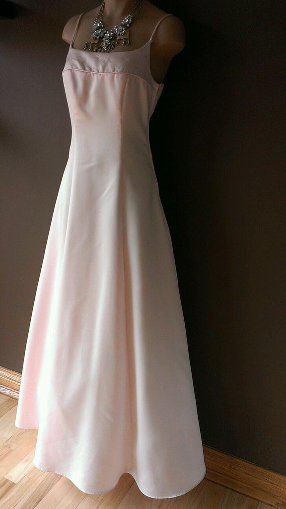 Cache pink formal dress size 3/4