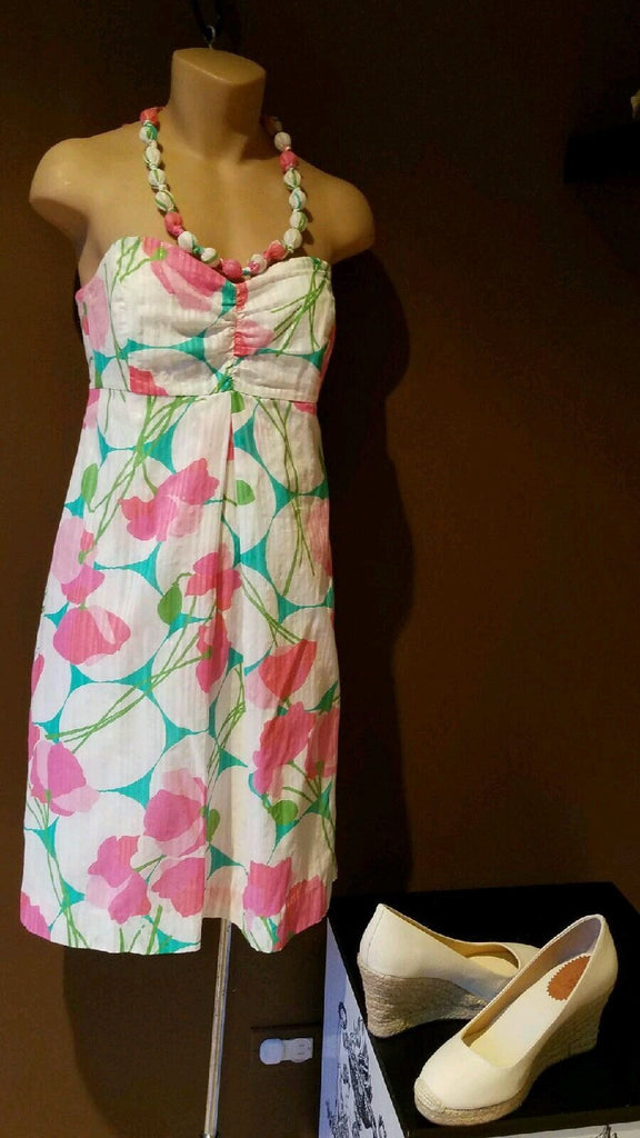 Lilly Pulitzer multi-color Spring/Summer dress Sz 8