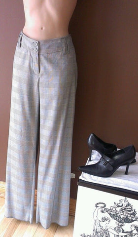 Michael kors lite brown/grayish dress pants, Sz 10