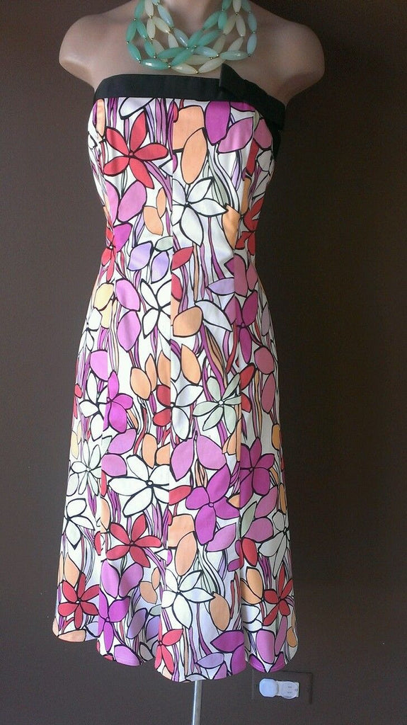 Harold's multi-color dress Sz 2, very trendy color for the Season
