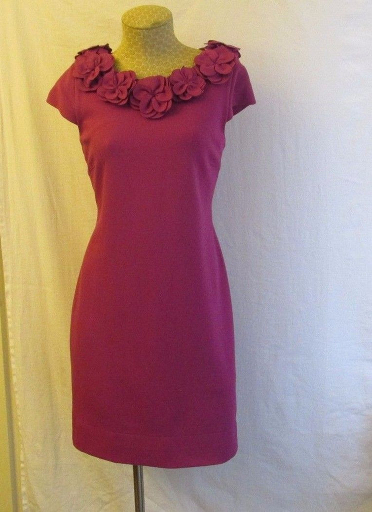 Taylor beautiful magenta dress size 10, excellent condition