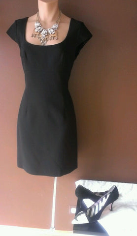 BCBGMaxazria  little black dress size 4