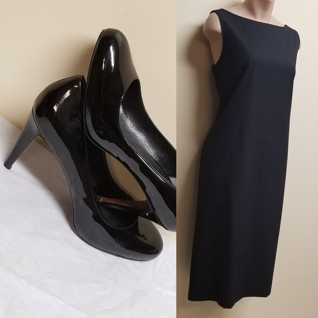 Studio By London Times black dress, size medium