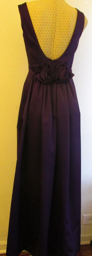 Penina Elegant purple formal dress Sz 4