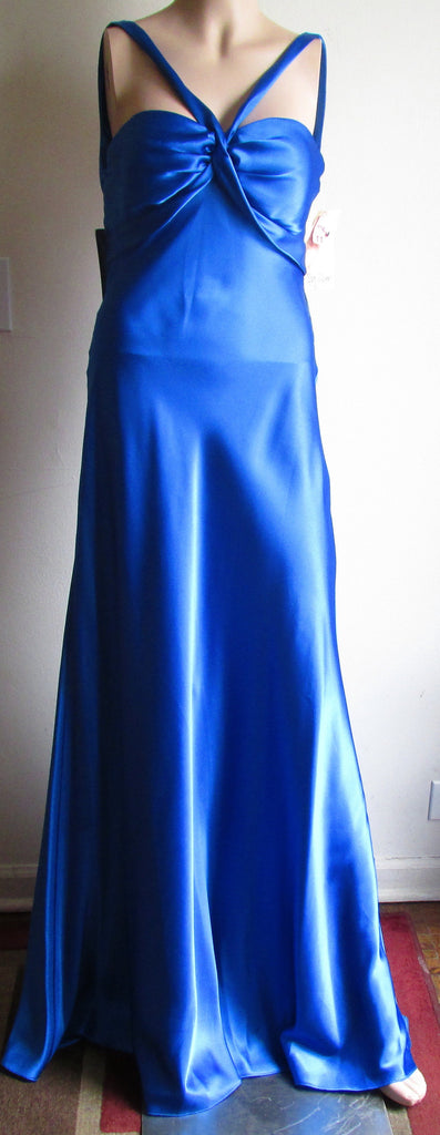 NEW Zum Zum blue formal dress Sz 11