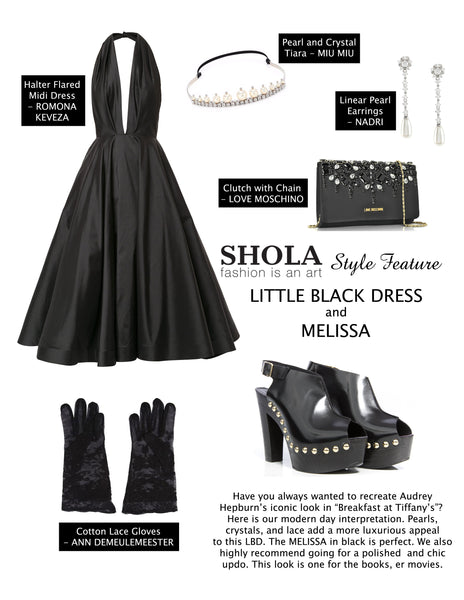 7 types of dresses that you should have in your closet (and how to style them for the Holidays) | Shola Designs