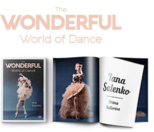 Must haves in every Dancers Bag...Apolla is named in the Wonderful World of Dance Magazine